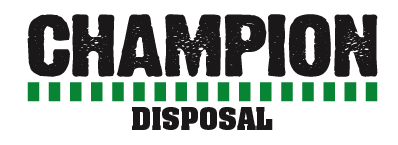Champion Disposal logo